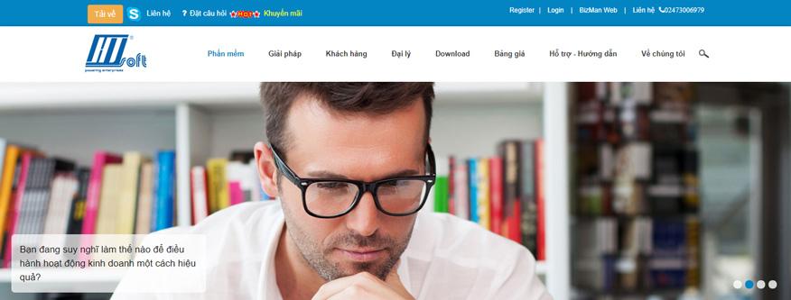 phần mềm quản lý bán hàng htsoft