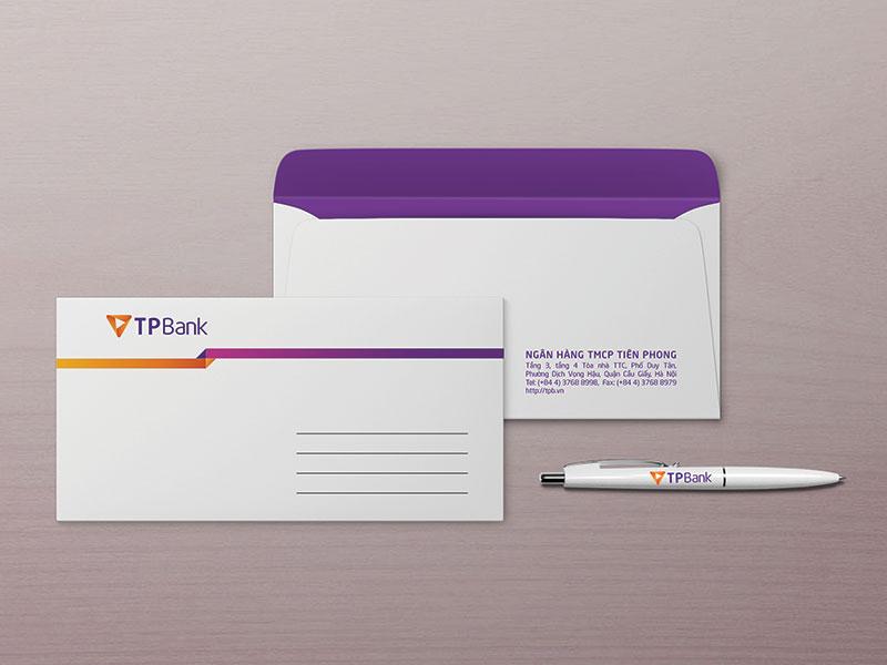 phong bì thư sales kit