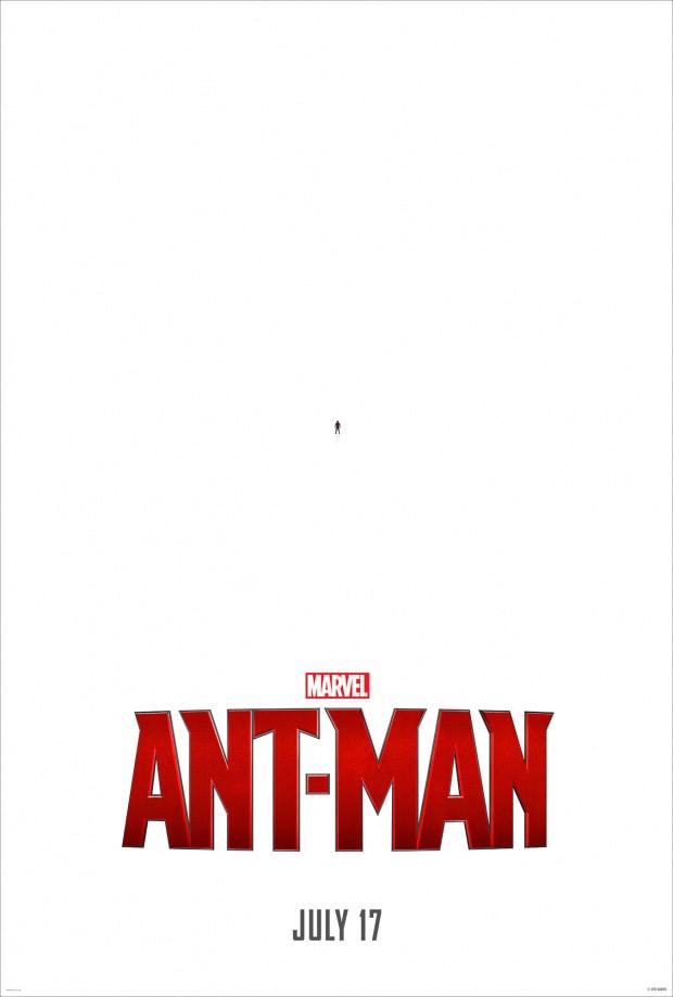 poster phim Ant man