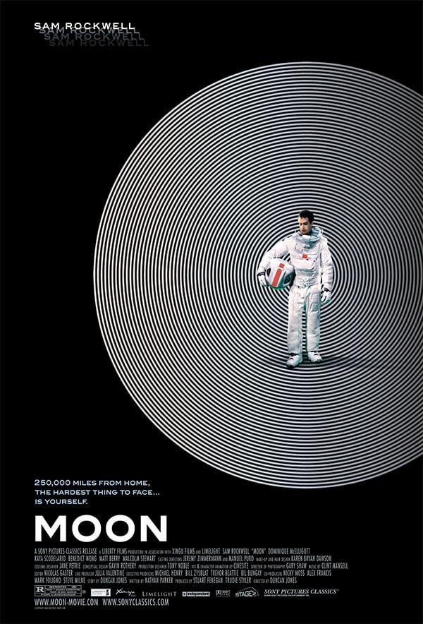 mẫu poster phim moon