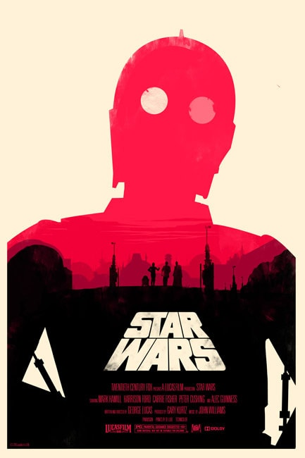 poster phim star wars