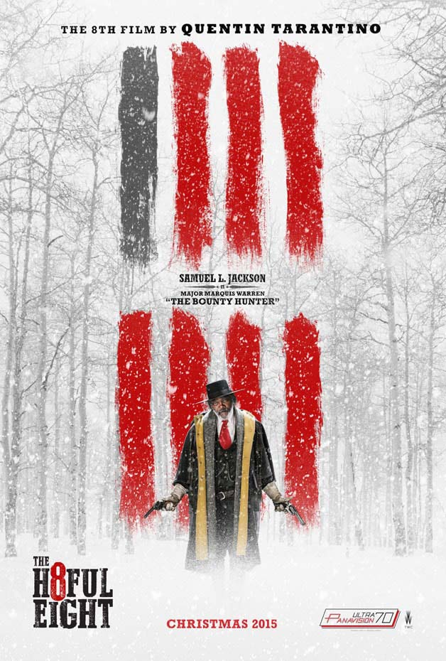 poster phim the hateful eight