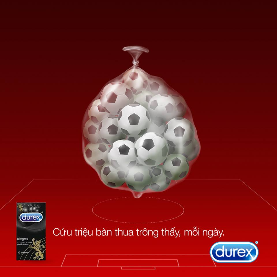 poster quảng cáo của durex 1