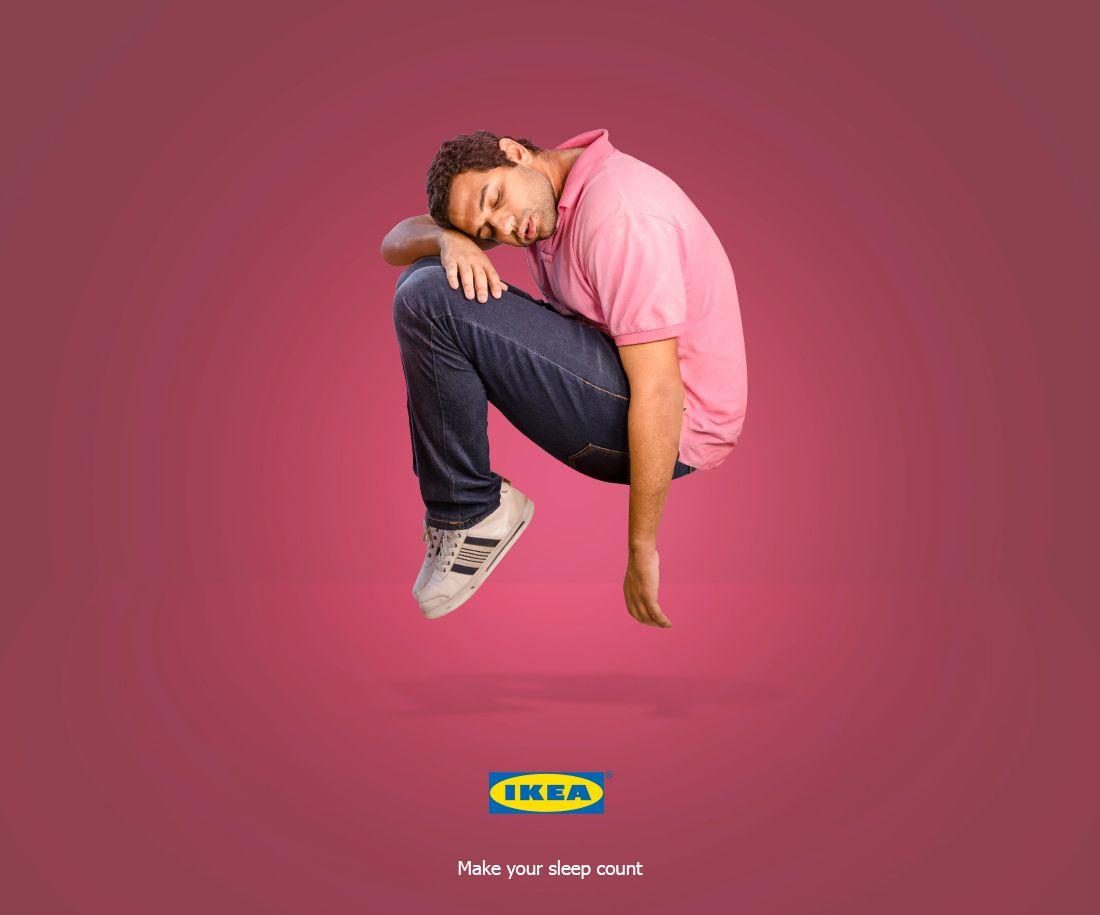 poster quảng cáo của ikea