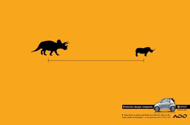 poster quảng cáo của smart