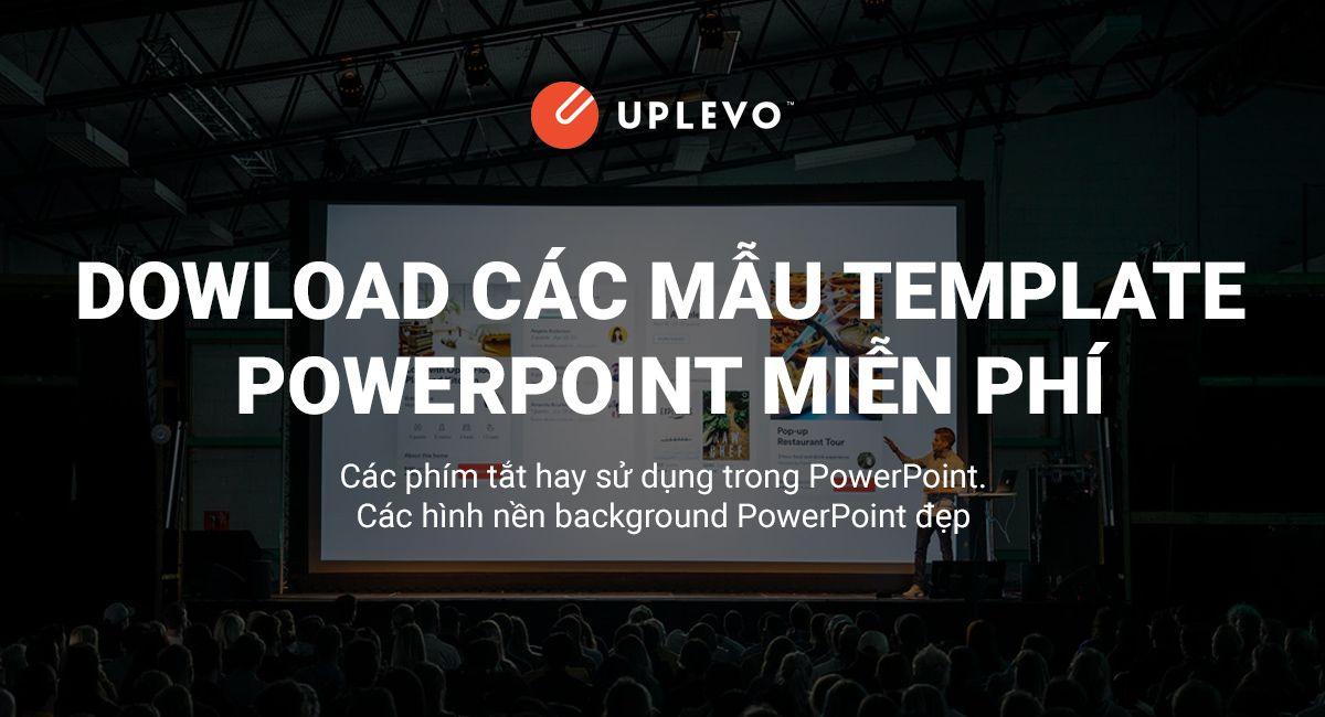 PowerPoint Là Gì? Mẫu Hình Nền PowerPoint Đẹp Nhất