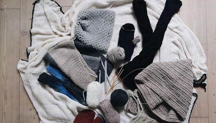 quà tặng 20/10 khăn choàng găng tay