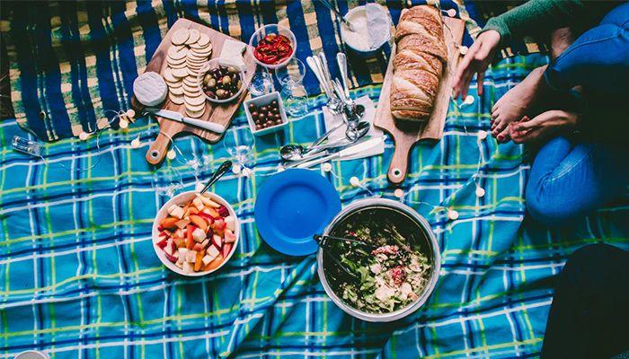 quà tặng 20/10 một chuyến đi picnic