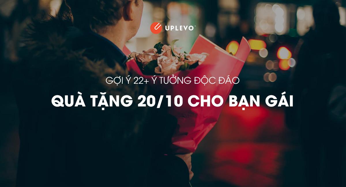 Gợi Ý 22+ Ý Tưởng Quà Tặng 20/10 Độc Đáo Cho Bạn Gái