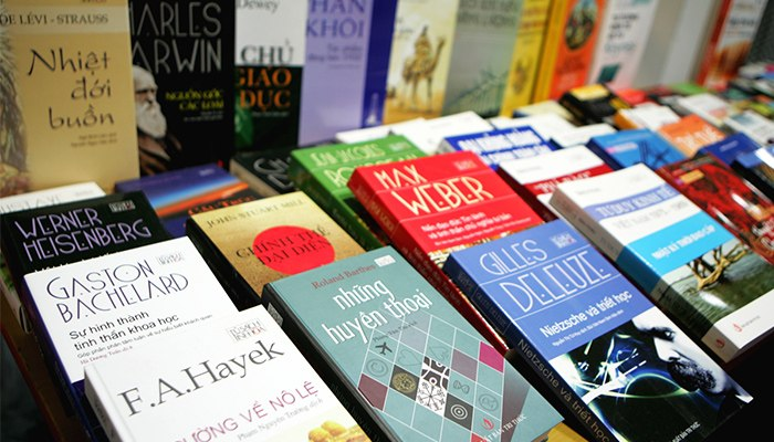 quà tặng doanh nghiệp sách
