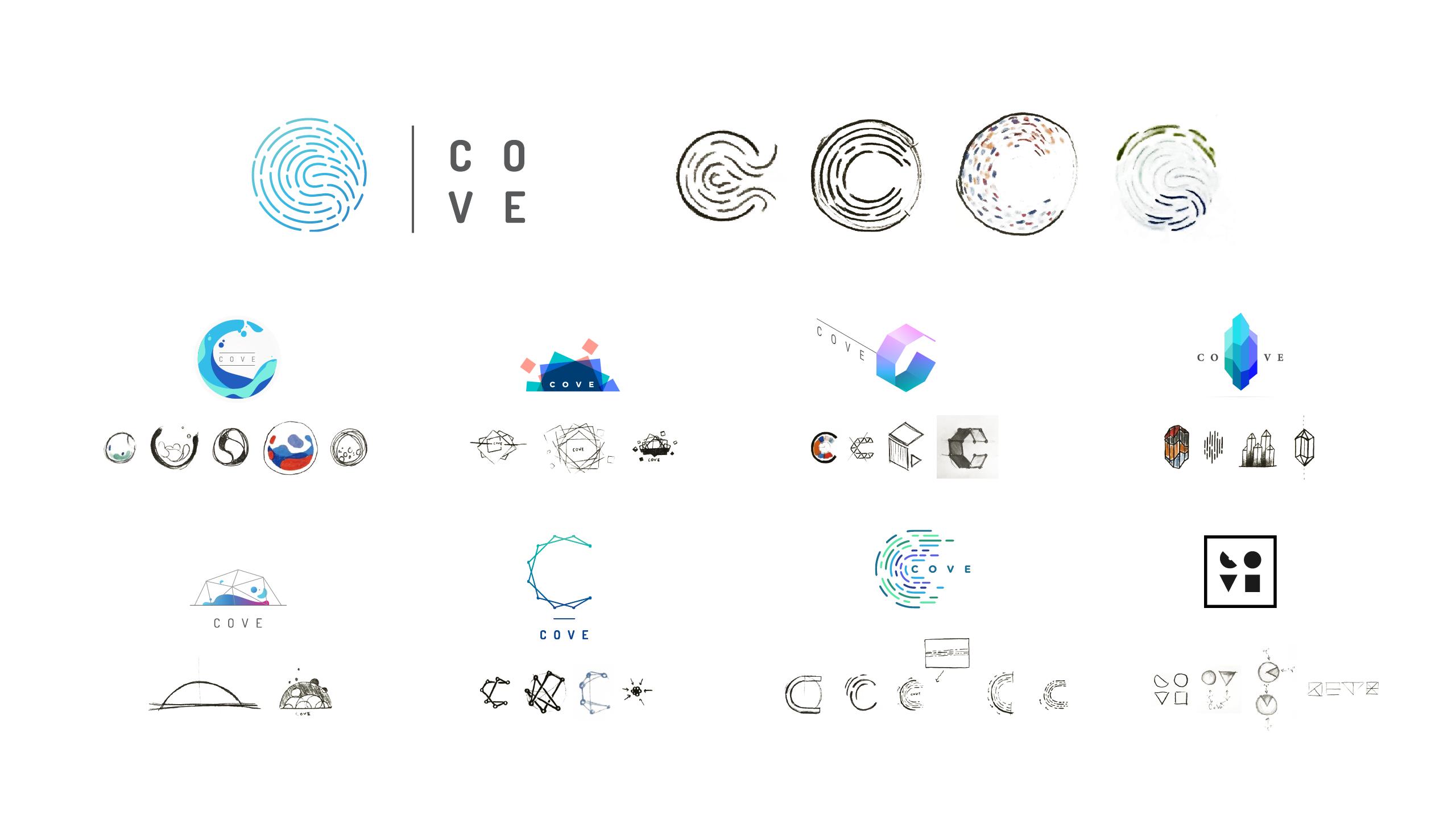 tiến hành thiết kế logo