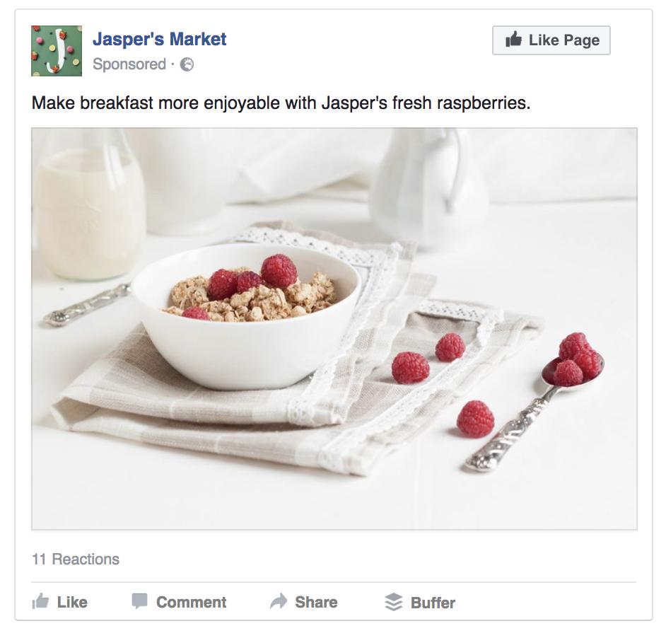quang-cao-dang-anh các hình thức quảng cáo Facebook