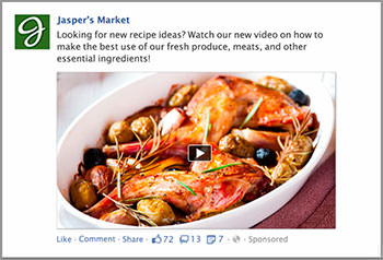 quang-cao-dang-video các hình thức quảng cáo Facebook