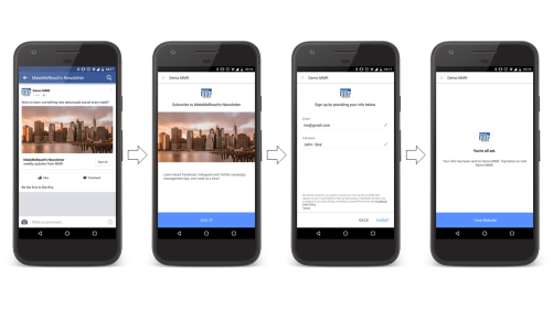 quảng cáo instagram lưu lượng truy cập