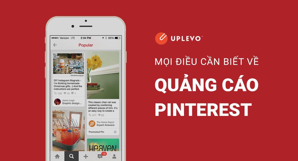 Pinterest Là Gì, Quảng Cáo Pinterest Ads Như Thế Nào?