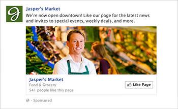 quang-cao-thich-trang các hình thức quảng cáo trên Facebook