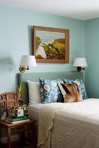 sáng tạo chọn lựa nội thất phòng ngủ