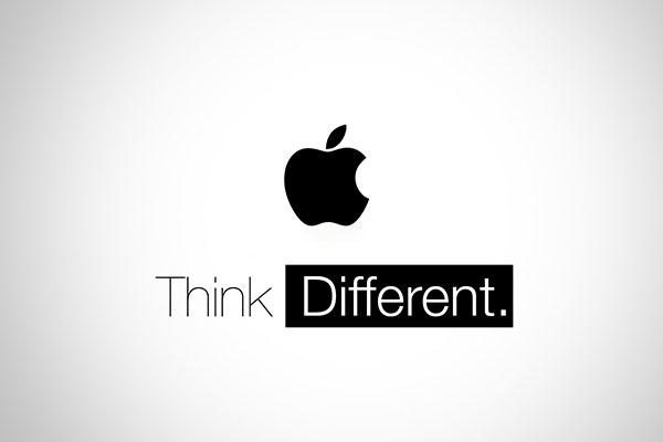 slogan hay của Apple