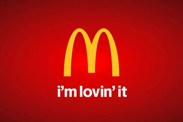 slogan hay của McDonalds