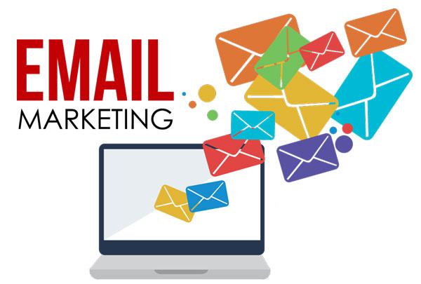 sử dụng email marketing cho digital marketing