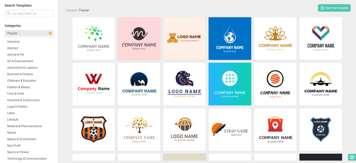 tại sao nên sử dụng các phần mềm thiết kế logo