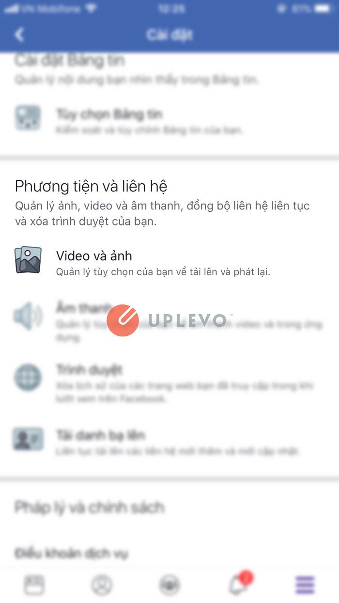 tải video chất lượng cao lên trên facebook 5