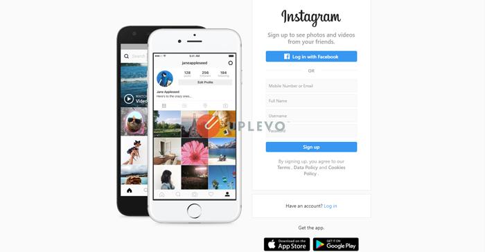 tải video hình ảnh Instagram trên máy tính 1