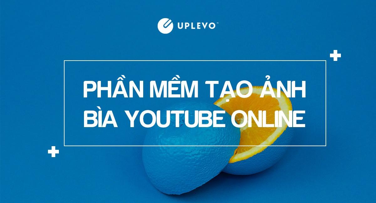 tạo ảnh bìa Youtube