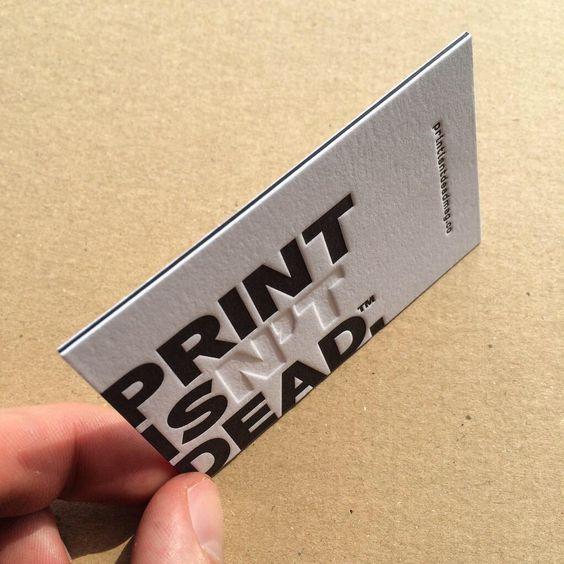 tạo dựng ấn tượng đầu tiên cho name card