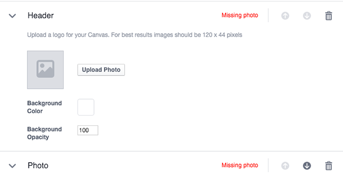 tạo facebook canvas 9