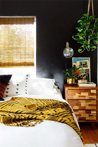 tạo sự quyến rũ cho phòng ngủ