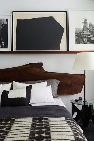thêm những bức tranh độc đáo cho phòng ngủ