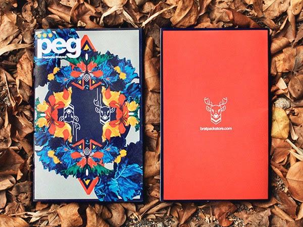 thiết kế catalogue bratpack peg