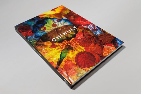 thiết kế catalogue dale chihuly