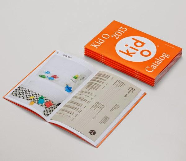 thiết kế catalogue kid 0 2013