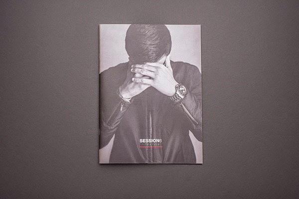 thiết kế catalogue magazine