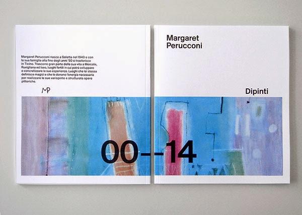thiết kế catalogue margaret perucconi