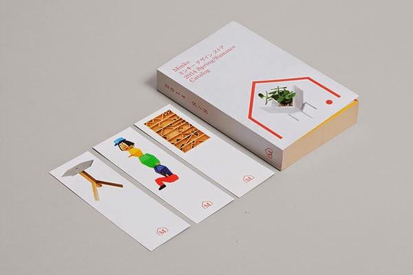 thiết kế catalogue minke design