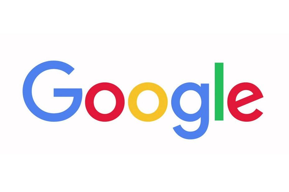 thiết kế logo của Google