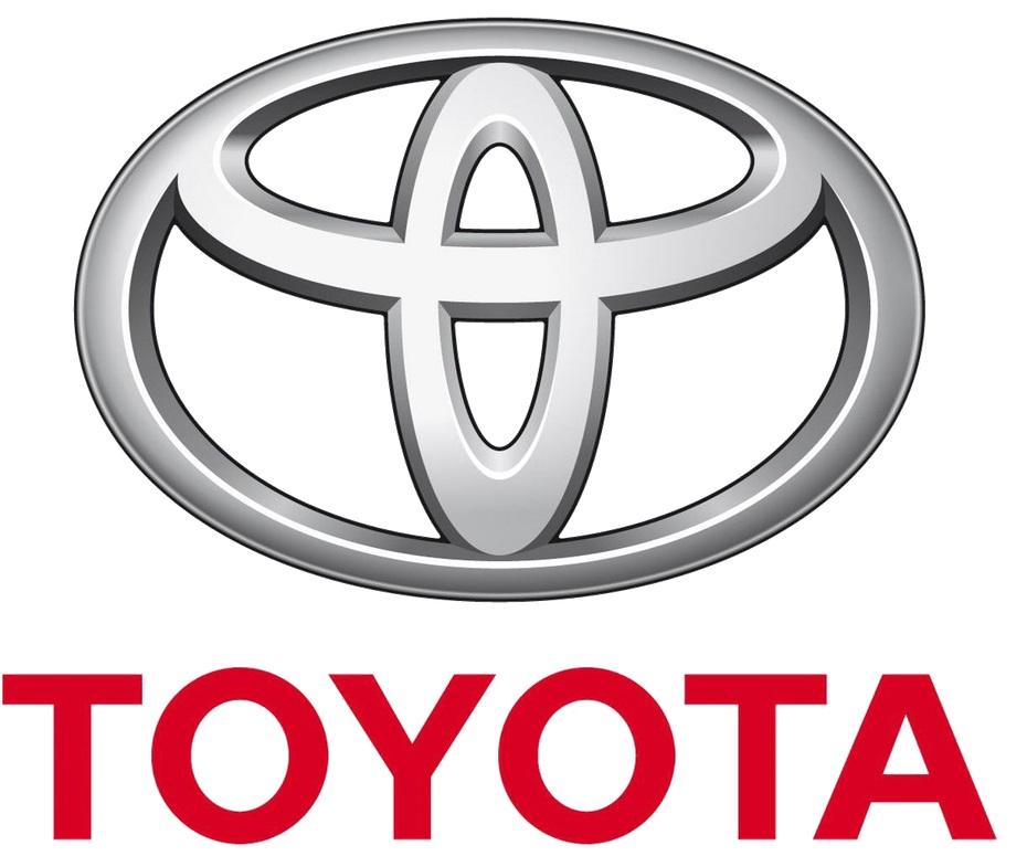 thiết kế logo của toyota
