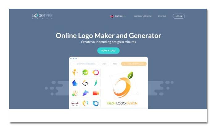 thiết kế logo online miễn phí logo type maker