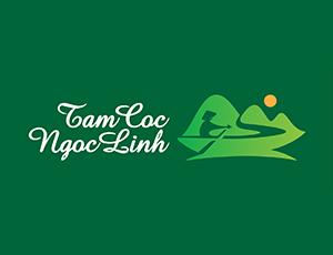 thiết kế Logo Tam Cốc Ngọc Linh Uplevo