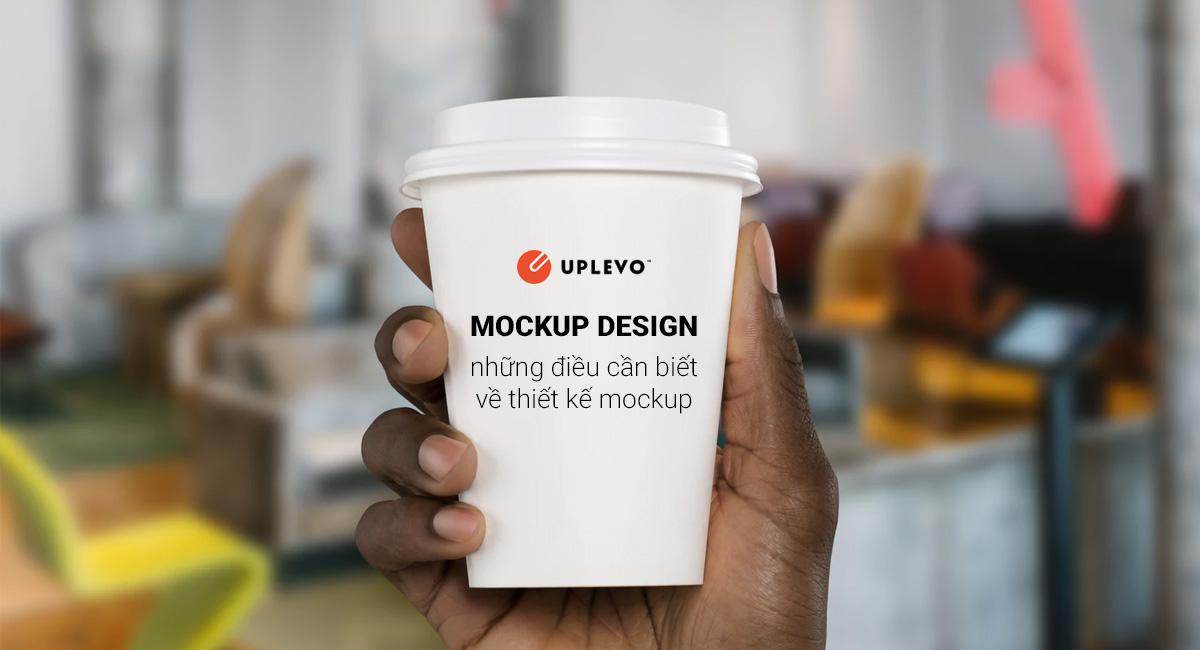 thiết kế mockup