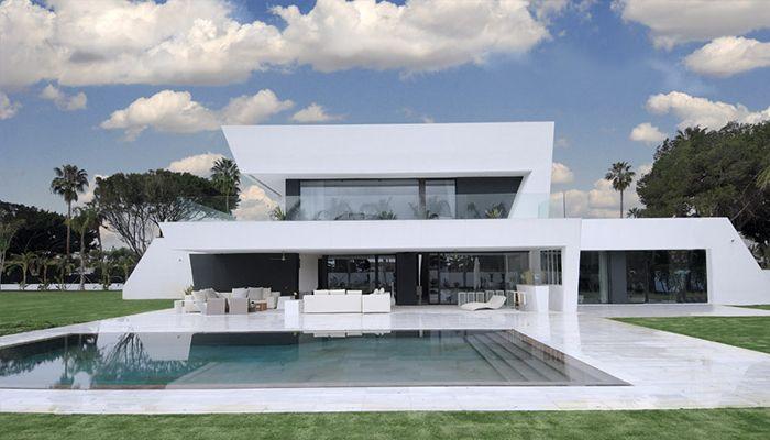 thiết kế nhà đẹp sáng tạo 12