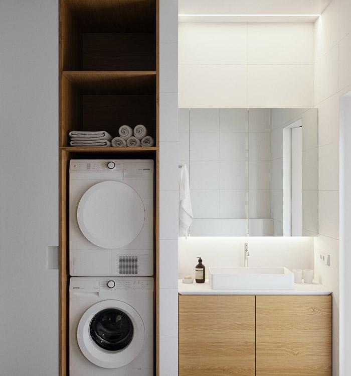 thiết kế nhà tắm thông minh