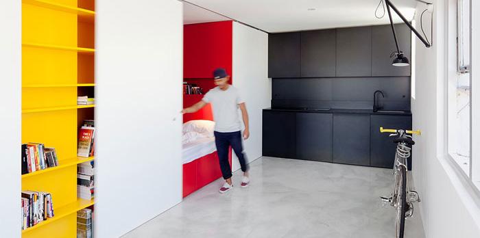 thiết kế nội thất chung cư theo chủ nghĩa tối giản