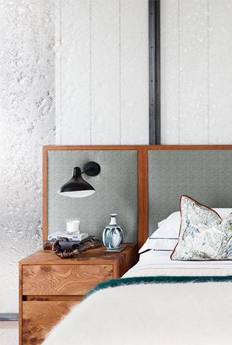 thiết kế phòng ngủ ấm áp hơn
