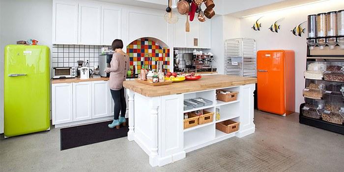 thiết kế văn phòng airbnb 2