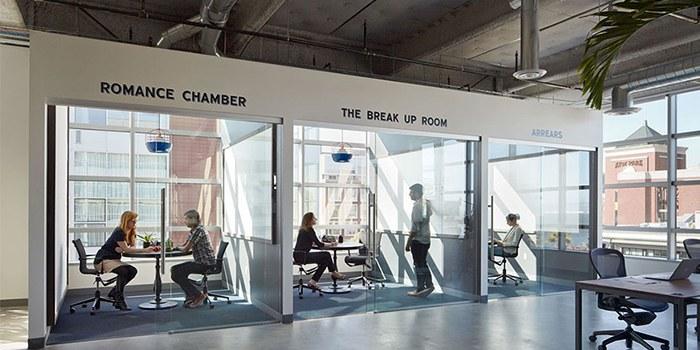 thiết kế văn phòng Dropbox 2