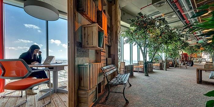 thiết kế văn phòng Google Tel Aviv 1
